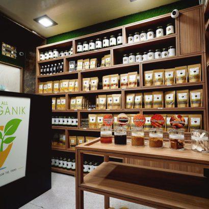 All Organik FlagShip Store
